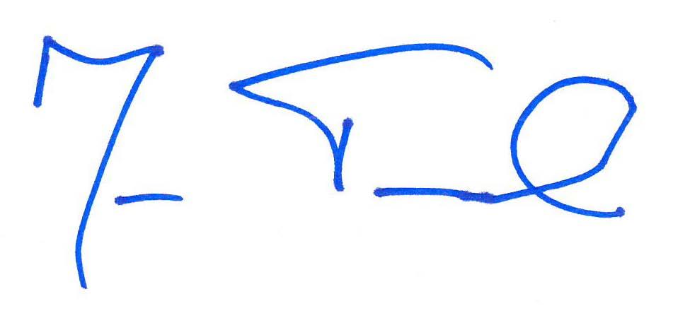 Jens signature